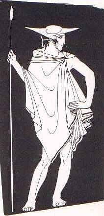 Ancient Greek Petasos