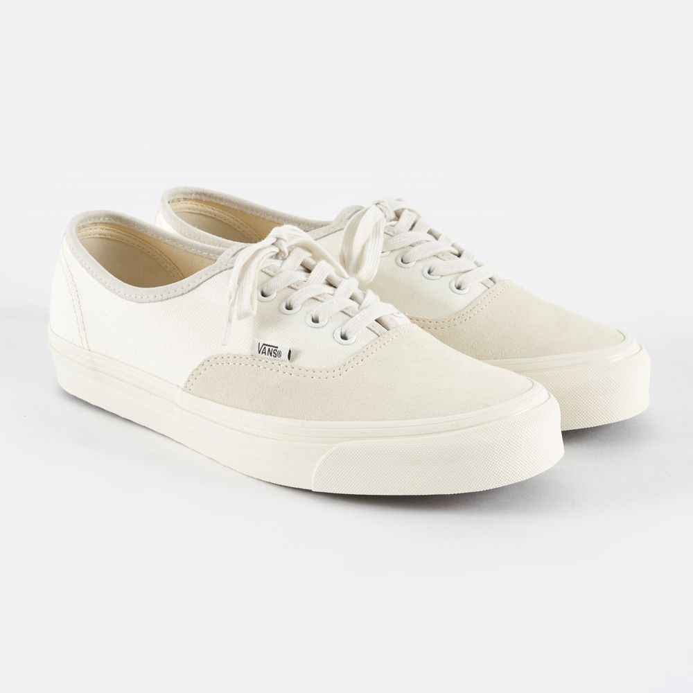 ede7a9395a Vans Vault OG Authentic LX - Egret Cloud Dancer (Image 1)