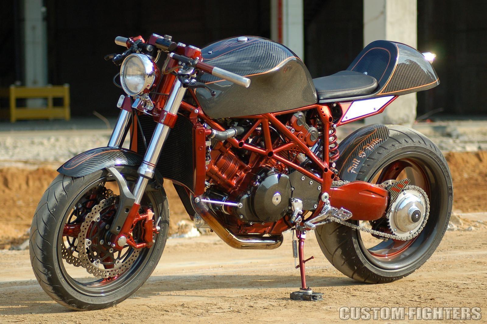 Cafe Racer Cafe Racer Motorcycle Custom Cafe Racer Cafe Bike