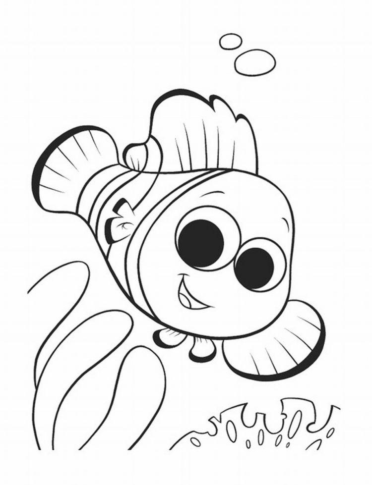 Kinder Malvorlagen Tiere Fisch Nemo Ausmalbilder Malvorlagen Malvorlagen Fur Kinder