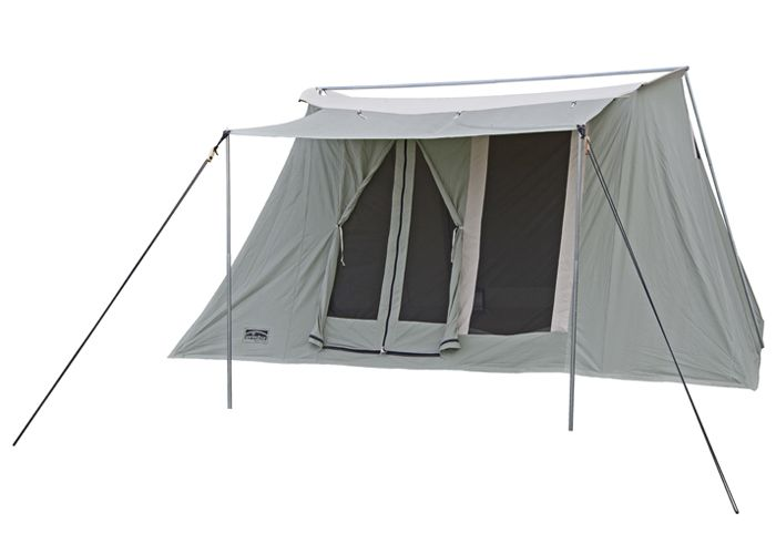Highline 8 Springbar Tent @ Kirkhams   camping ideas