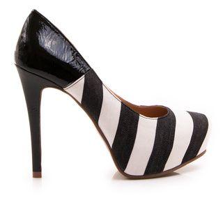 6356e5d2a Go Max Women's Cheap Trick 04F Pump | Overstock.com Shopping - Great Deals  on Heels