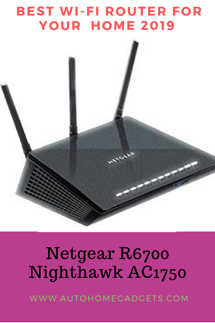 Ac1750 Wifi 450 1300 Mbps Speeds 1ghz Dual Core Processor Ideal For Homes With 12 Or More Wifi Devices Advanced Features For Lag F Netgear Router Smart Wifi