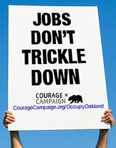 Trickle Down Economy is a Myth