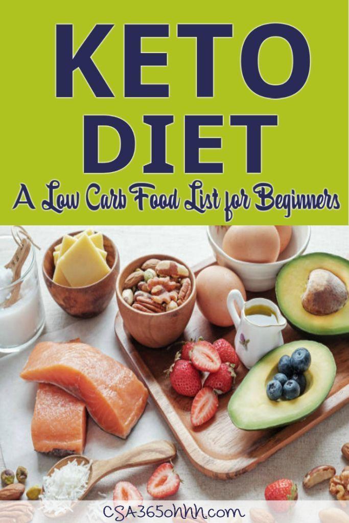 Ketogene Diät für Anfänger - Keto Recipes #Anfänger #Diät..