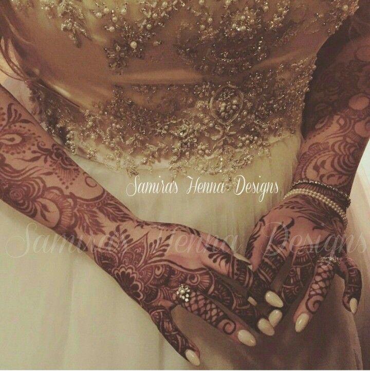Qatari Bride Arabic Style Henna Samira S Henna Designs Www Facebook