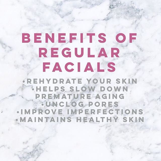 Facials Are Workouts For Skin. 💪🏽 #skincare #facial