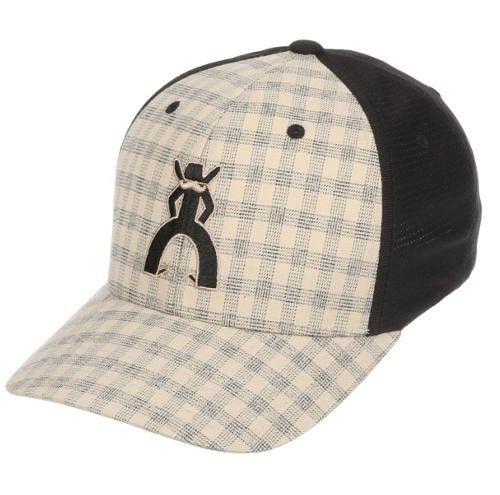 669c857a ... coupon code hooey mens punchy concinero black tan flexfit baseball hat  5009bktn 39cc0 c4856