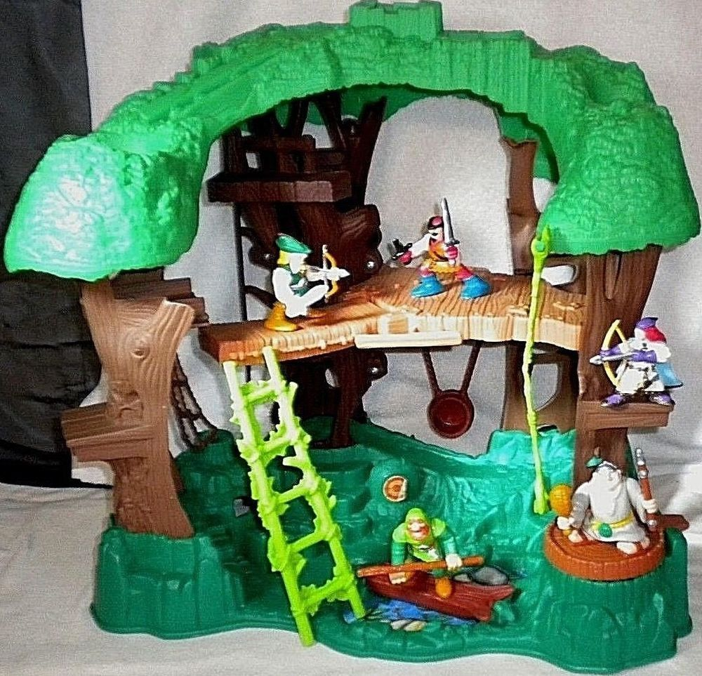 Fisher Price Backyard Treehouse - House of Things Wallpaper