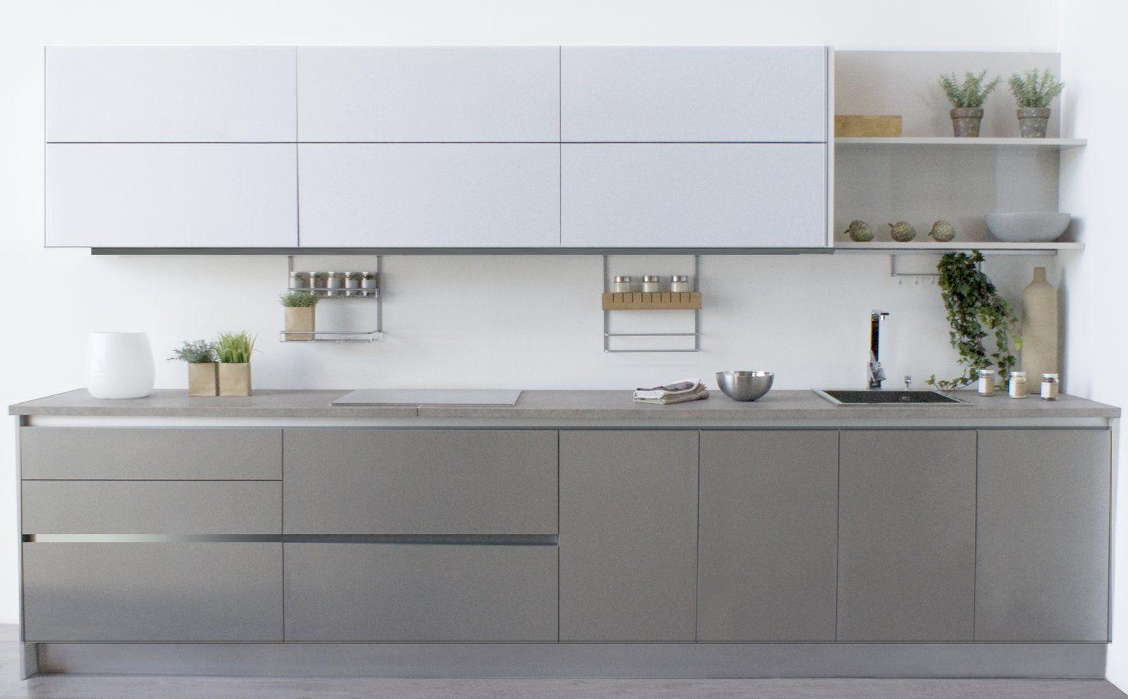cocina distribución muebles | Interior | Pinterest | Kitchens ...
