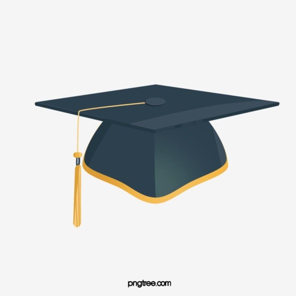 Bachelor Cap Chapeau Chapeau Noir Chapeau Etudiant Fichier Png Et Psd Pour Le Telechargement Libre Graduation Party Decor Cap Clip Art