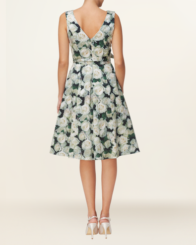 Phase Eight | Jardin Rose Fit and Flare Dress | Women\'s | What I\'d ...