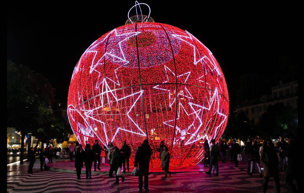 Christmas lights from around the world 2012 - Framework - Photos and Video - Visual Storytelling from the Los Angeles Times