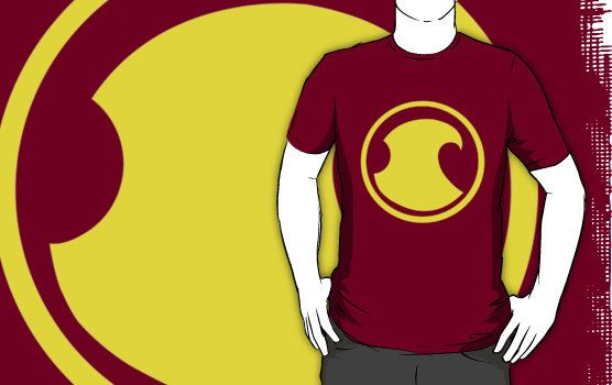 Red Robin Symbol By Stygianxiron Dc Themed Clothes Pinterest