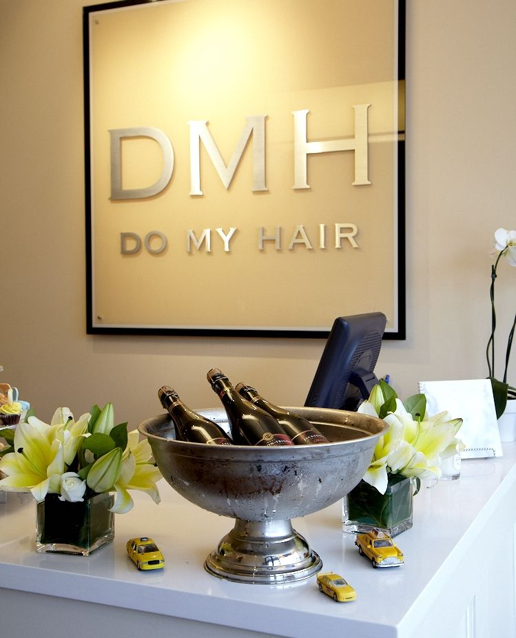 DoMyHair Salon Opening Launch Party Do My Hair The