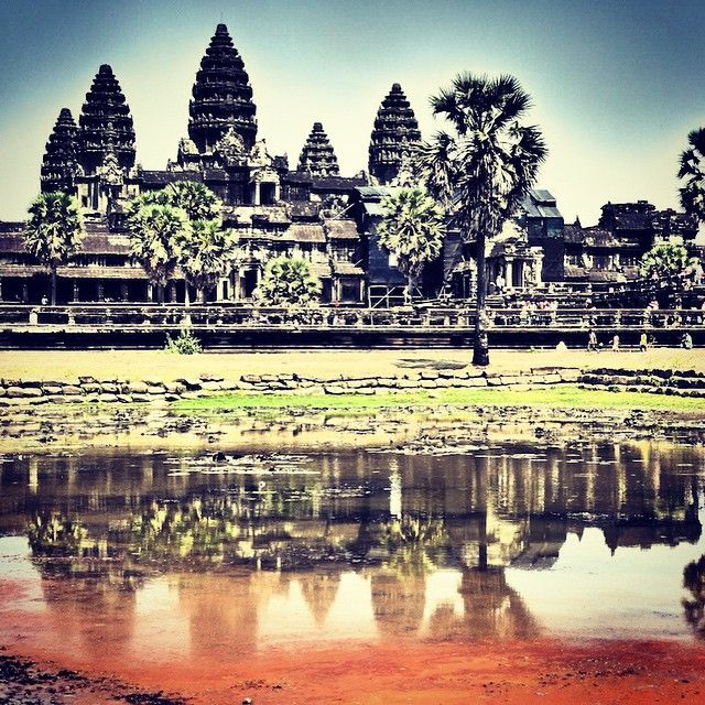 Beautiful #AngkorWat - the world's largest religious building :) ##SiemReap #cambodia #Songkran #phnompenh #khmer #choillmoai #cambodia #travel #IGTravelThursday #gay #travelstoke #igtravel #instago #lgbtqtravelers #travelworld #travelphotography #rtwchat #rtw #igers #gaytravel #igboys #instahomo #lgbtqtravelers #gaystagram #lgbt #gaylife  #guyswhotravel #gaycouple #bootsnall #inwonderlands