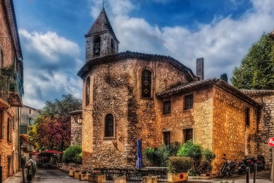 Tourettes sur Loup - Francia