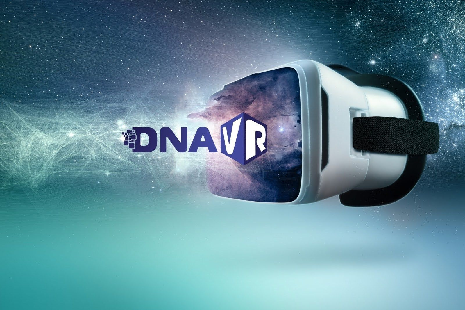 For lovers of Virtual Reality DNA VR allows you to play