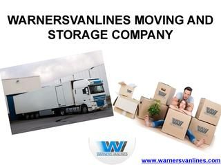 Moving and storage companies  Warnersvanlines is the best company. They provide the moving and storage services. They provide the national and international services.