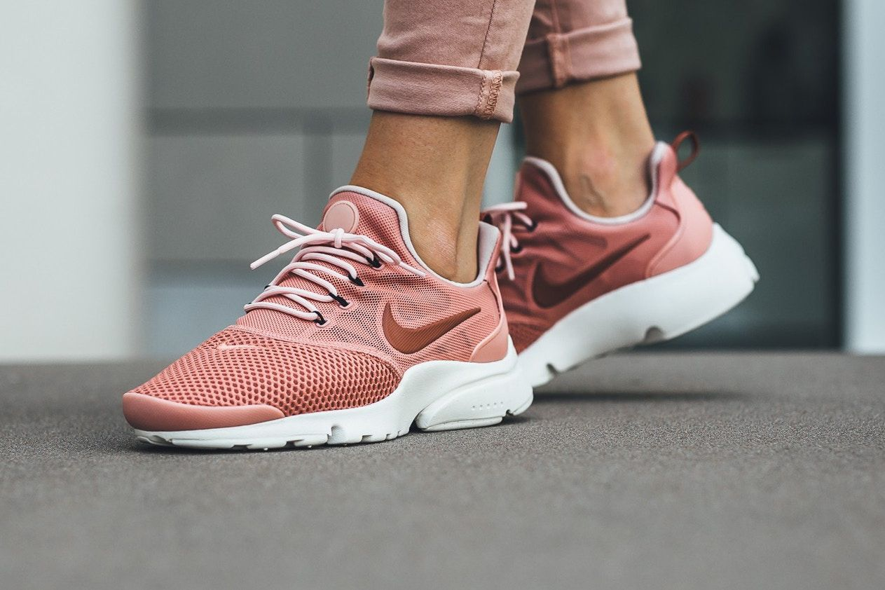 The New Nike Presto Fly Is Colored Like A Rose Nike Presto New Nike Presto Nike
