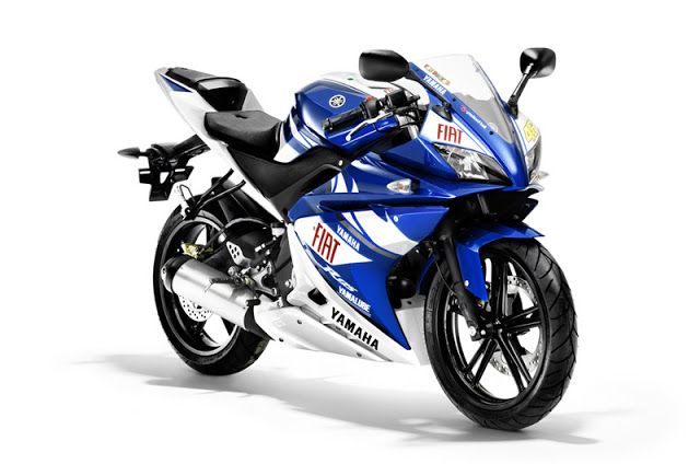 Yamaha yzf r125 valentino rossi edition everything else yamaha yzf r125 valentino rossi edition fandeluxe Images