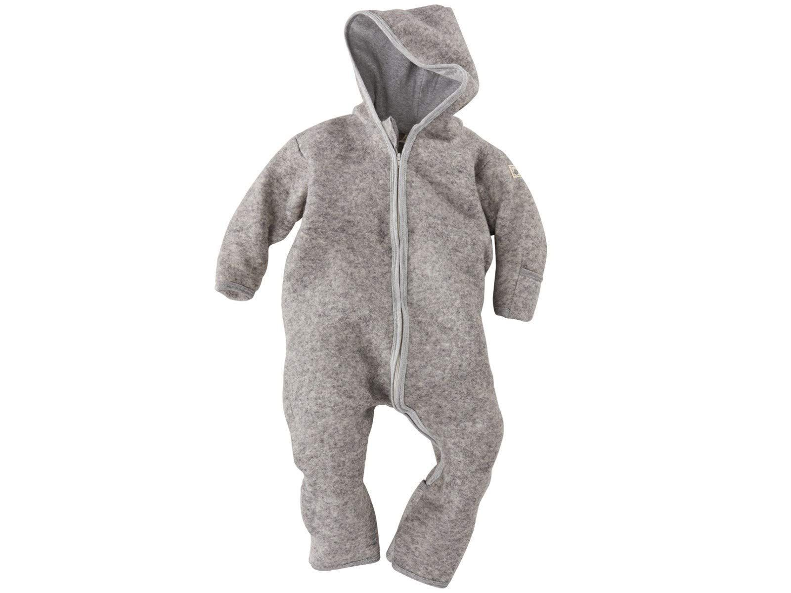 gut aussehen Schuhe verkaufen Genieße den reduzierten Preis Neuankömmlinge Lilano Organic Merino Wool Baby Overall with Hood . Made in ...