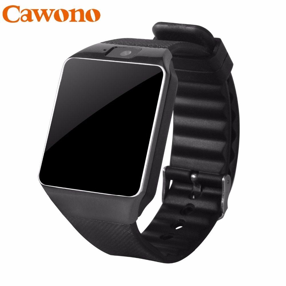 c3a09895dc1 Big SALE Cawono DZ09 Smart Watch Bluetooth Smartwatch Relogio TF SIM Card  Camera for iPhone Samsung HTC LG HUAWEI Android Phone VS Q18 Y1