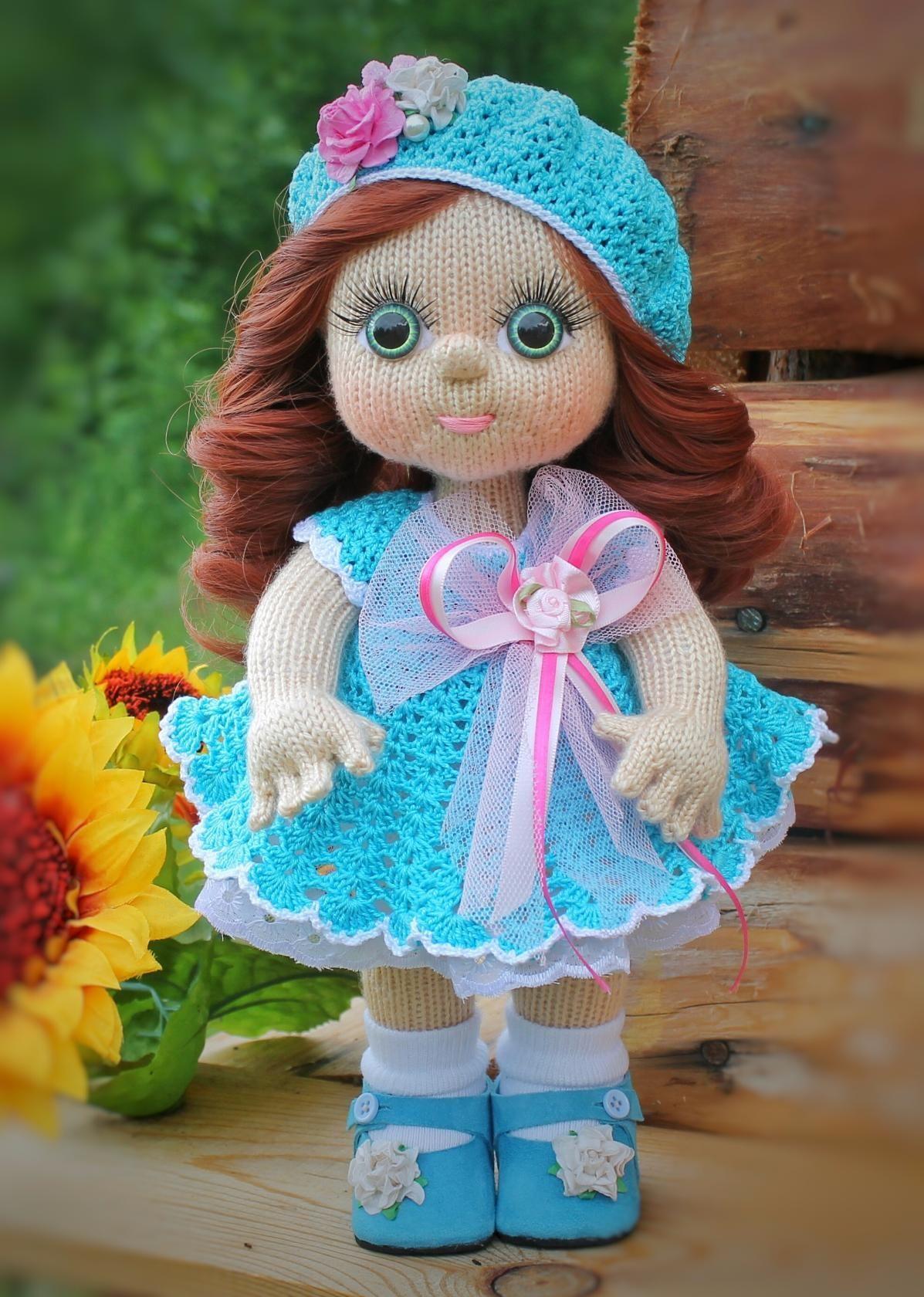 дизайна куклы амигуруми крючком фото хотите