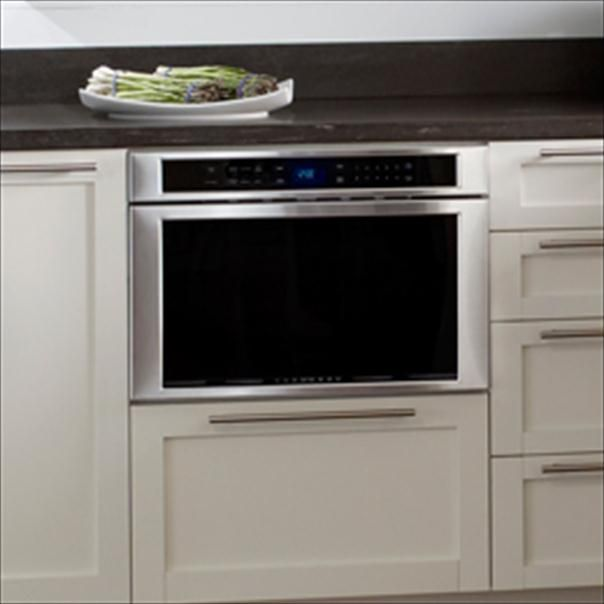 24 Inch Built In Microdrawer Microwave Md24js Thermador Built In Microwave Oven Thermador Microwave Drawer