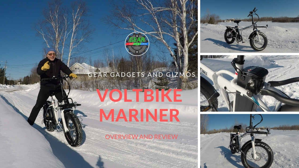 Voltbike Mariner Overview And Review With Images Folding