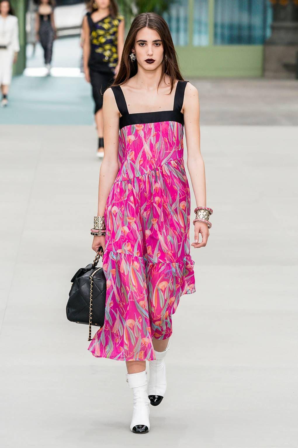 Chanel Spring/Summer 2020 Resort Fashion, Chanel resort