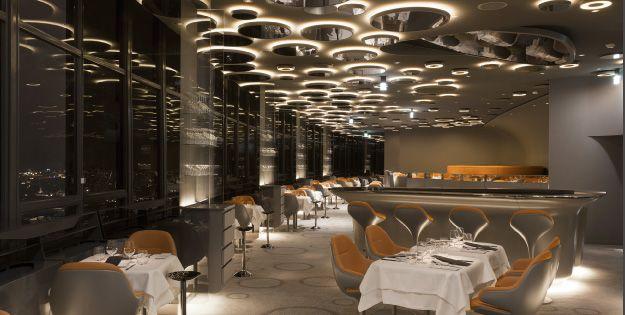 Restaurant Ciel de Paris - Montparnasse Tower | Restaurants | Pinterest