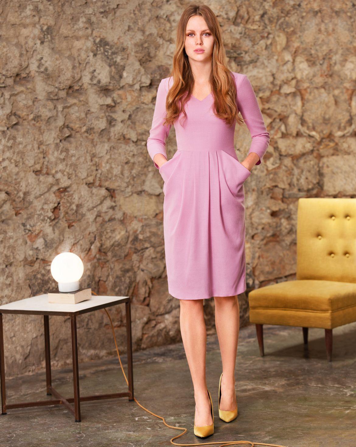 Kleid 10/2016 #104B | Schnitte Kleider | Pinterest | Burda style ...