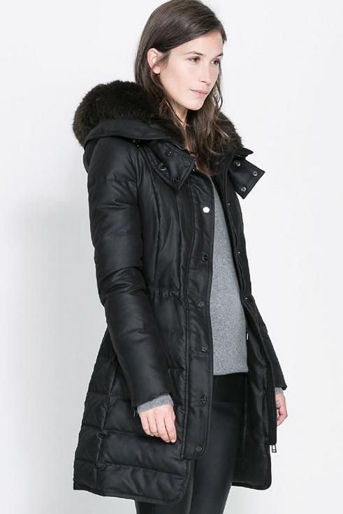 Detachable down jackets: Love it | Fashion | Coats for