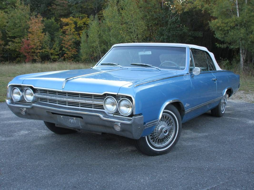 1965 oldsmobile cutlass convertible for sale