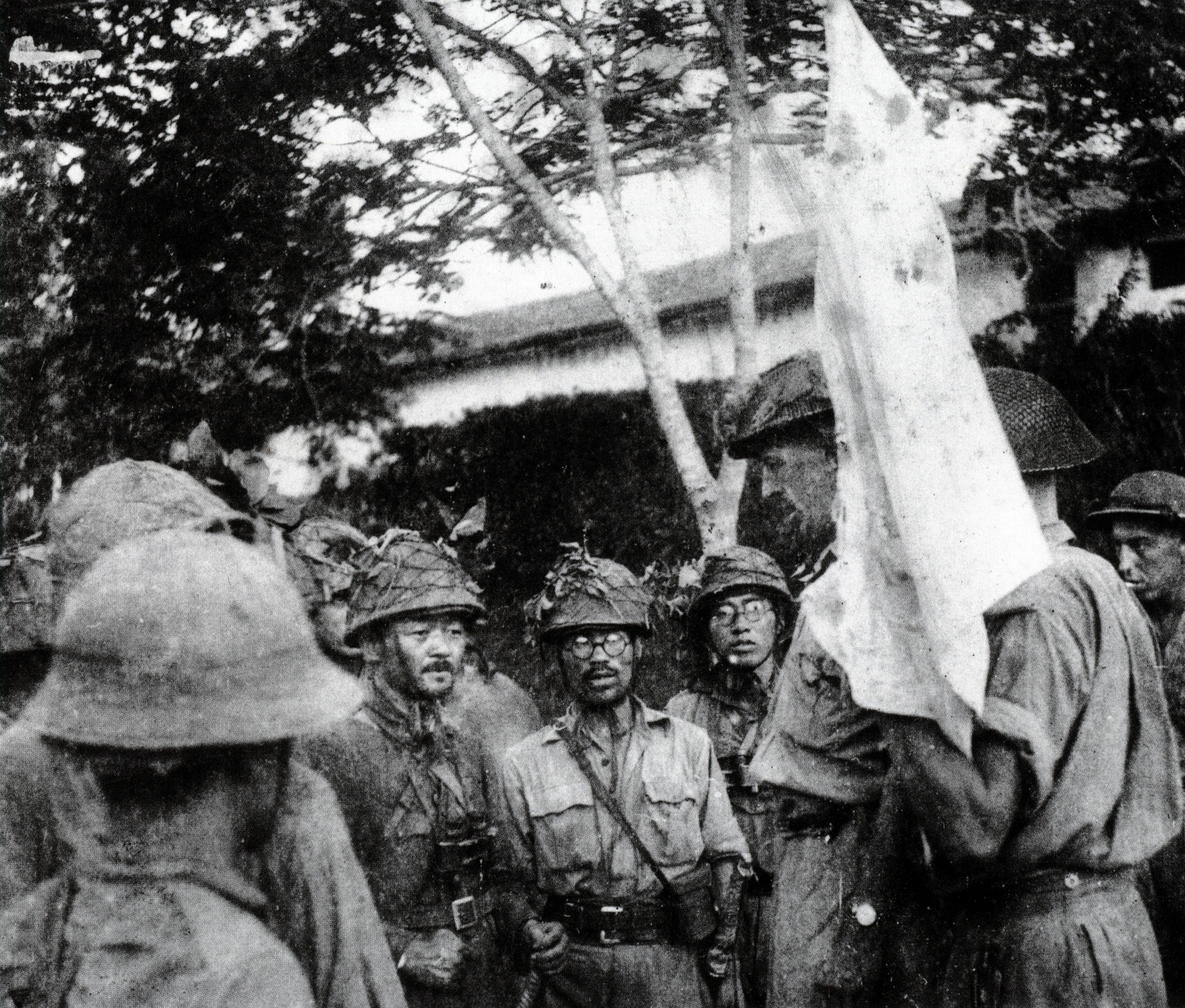 The British Surrender Singapore On 15 February 1942 Japan