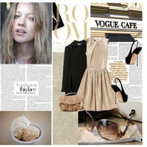 Vogue high class coffee dates