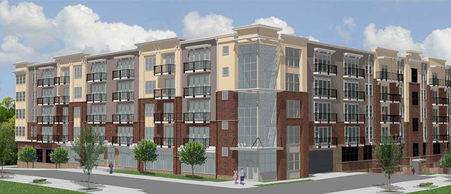400 Rhett Modern apartment, Apartment, First apartment