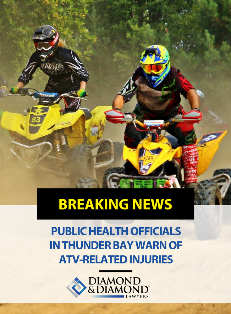 Twice the reported ATV-related injuries in Thunder Bay ...