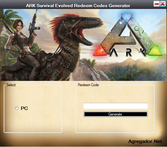After Downloading The ARK Survival Evolved Redeem Codes