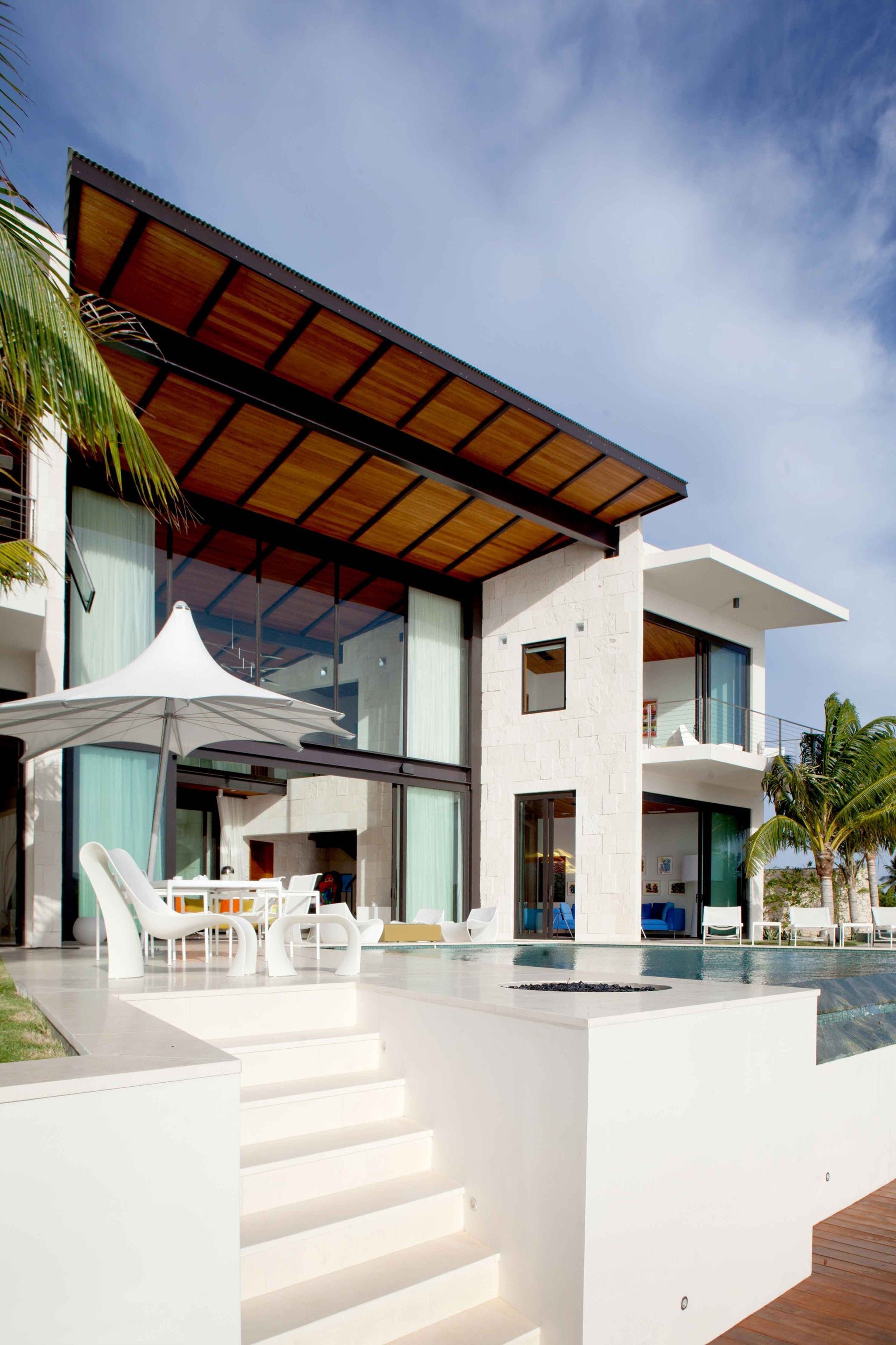 Gallery of Bonaire House / Silberstein Architect - 10