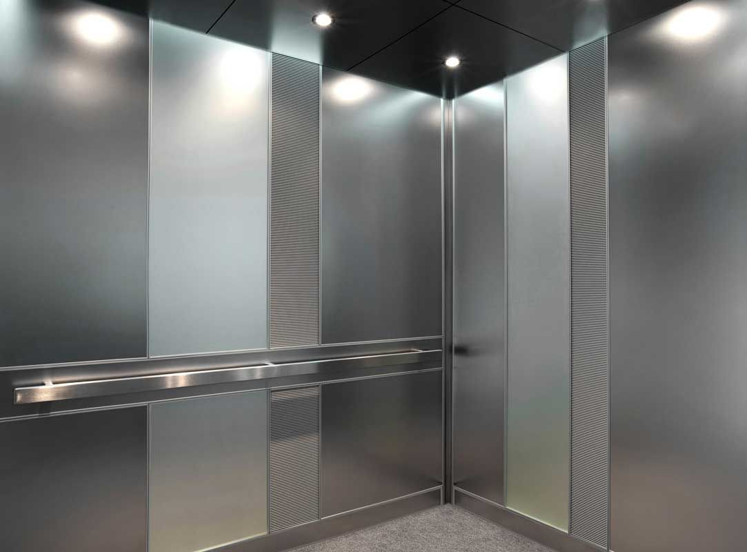 Design stainless products page cladding materials specifile