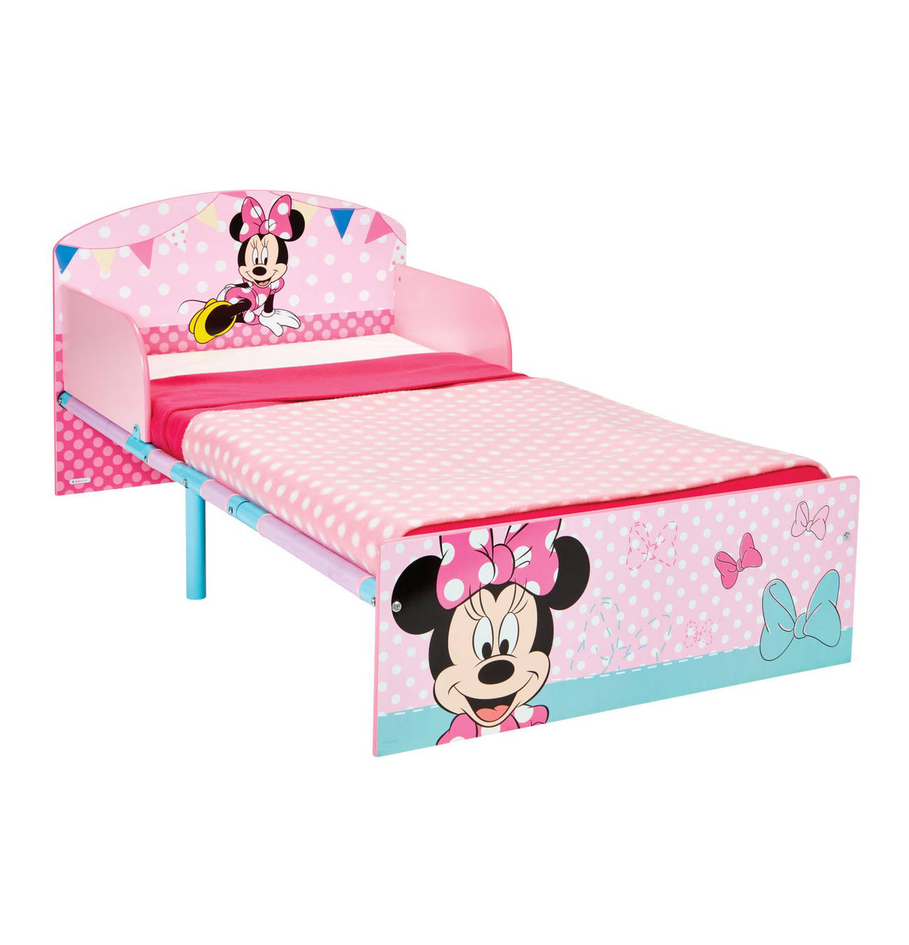 Kinderbett Minnie Kleinkind Bett Bett Matratze