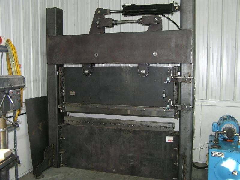 48 Press Brake Project Page 10 Pirate4x4 Com 4x4 And Off Road Forum Metal Bending Tools Sheet Metal Tools Metal Tools