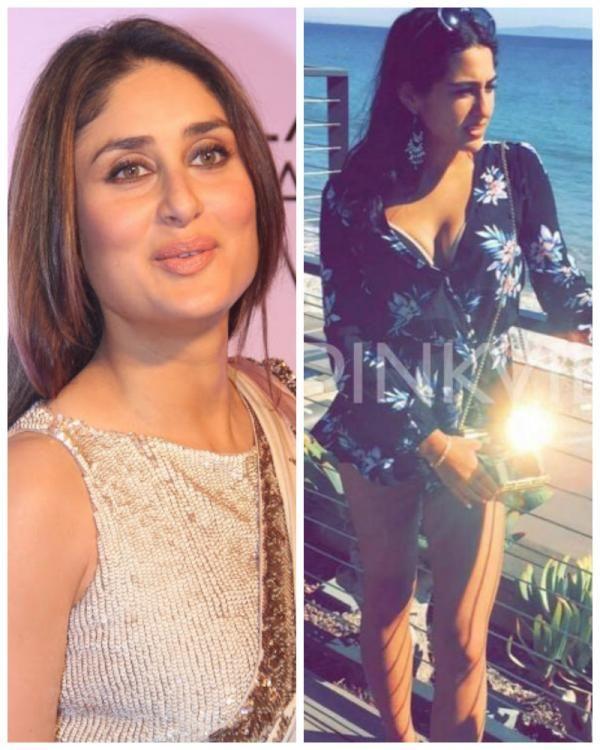 Sara Is Gorgeous Saif And I Are Excited About Her Kareena Kapoor Khan Kareena Kapoor Khan Bollywood Kareena Kapoor