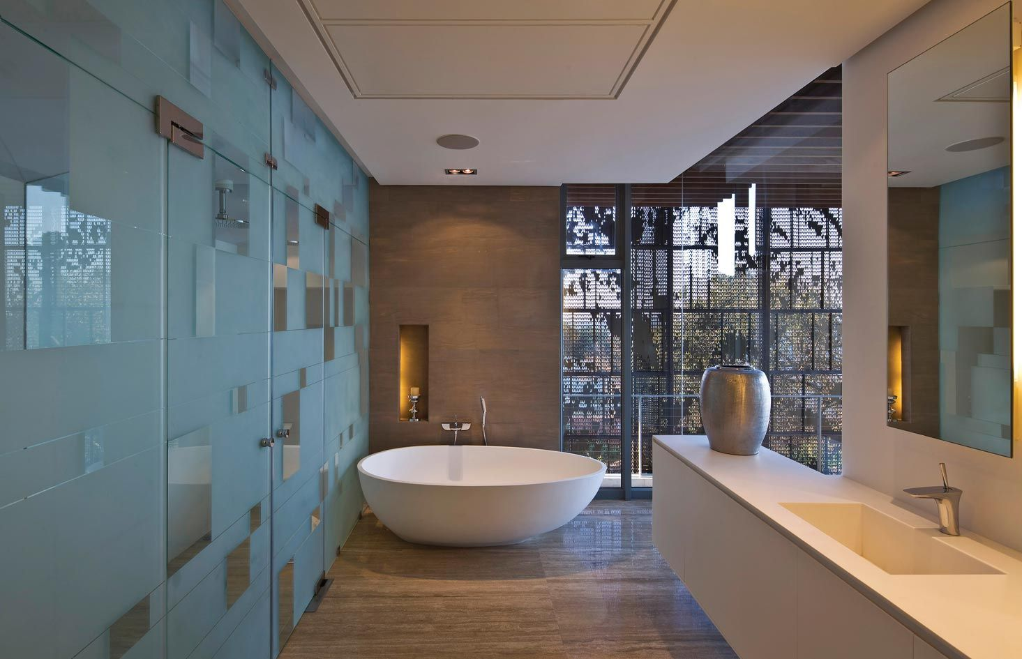 Home interiors bathroom - Home Interiors Bathroom Design