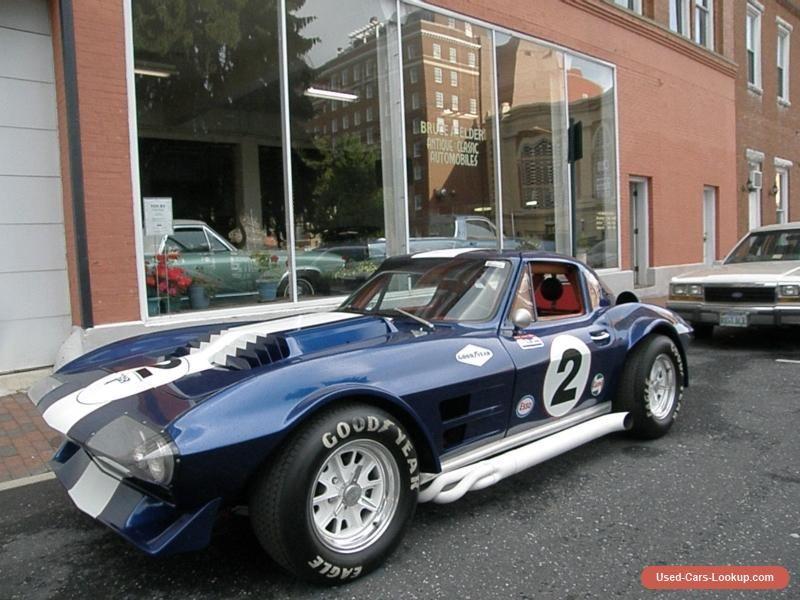 Car for Sale 1963 Chevrolet Corvette 2 Door Coupe
