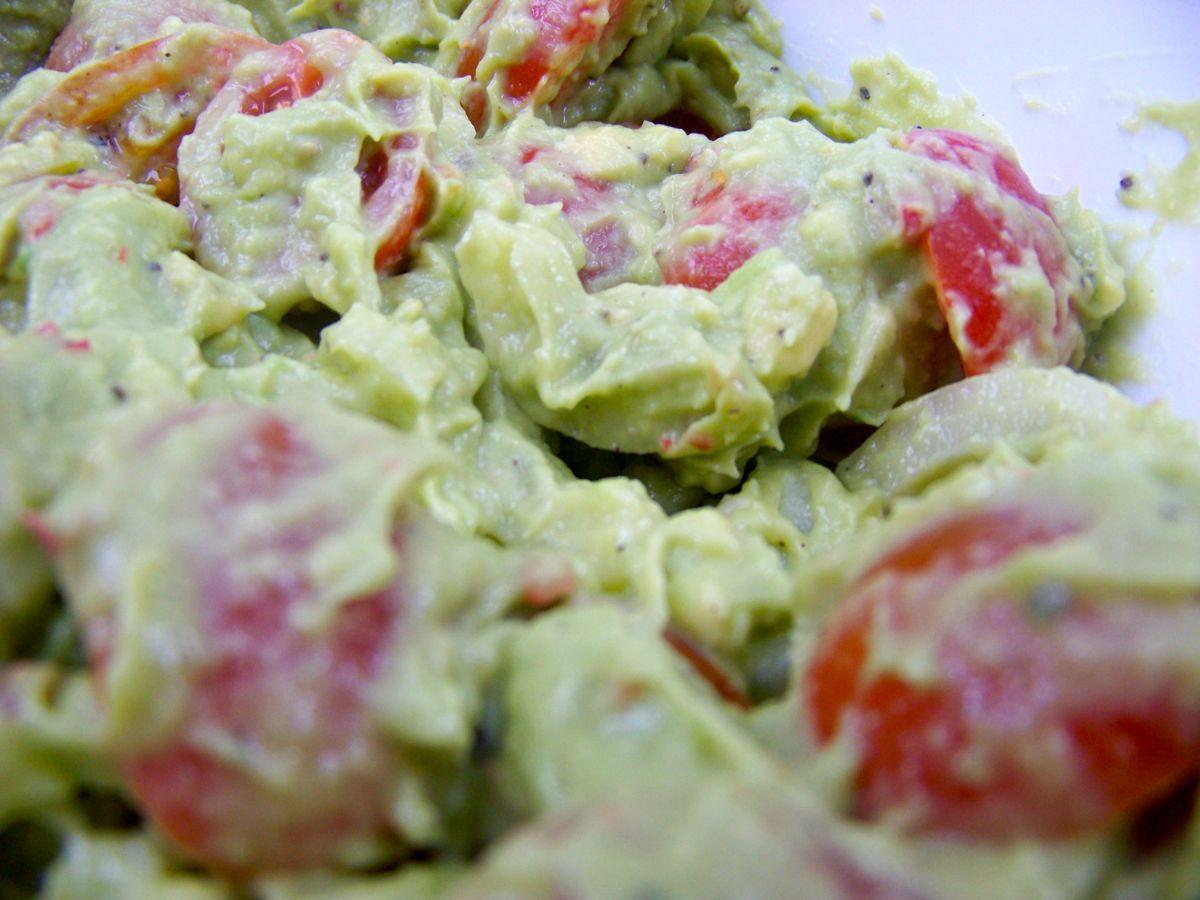 Guacamole-Salad