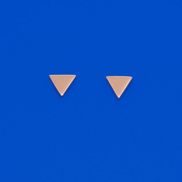Photo of fejn jewelry Ohrstecker 'Shiny Triangle'