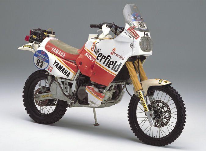 YZE750 Tenere(0W94) (1989 / Racing Machine)